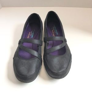 Sketchers Shoes Mary Jane Relaxed Fit Memory Foam